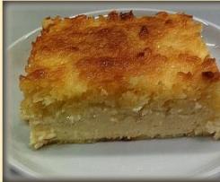 Kokos-Quark-Kuchen