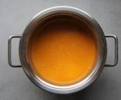 Brokkoli-Paprika-Cremesuppe