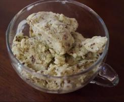 Kiwi-Banane Eis mit Schoko