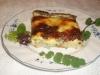 Zucchini-Brot-Auflauf