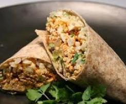 Burritos mit Chipotle Sofritas