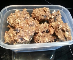 Zwei-Zutaten-Cookies