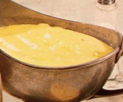 Sauce hollandaise mit Albaöl