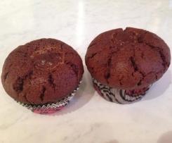 Toffifee-Schoko-Muffins