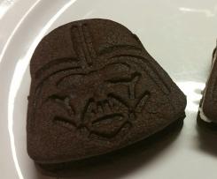 """""""Cookies der dunklen Seite der Macht"""" (Oreo Style)"""