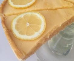 Zitronentarte, Tarte au citron, Zitronenkuchen