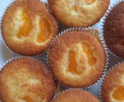 Mandarinen-Joghurt-Muffins