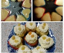 Muffins oder kleiner Kuchen