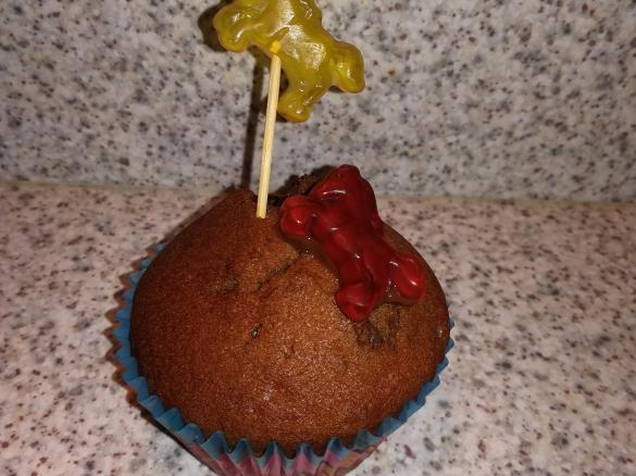 Kinderschokoladen Muffins Von Darasve Ein Thermomix Rezept Aus