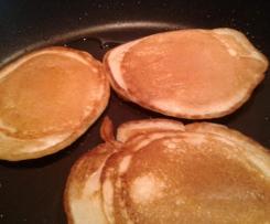 Variation von russische Aladuschki/ Pancake