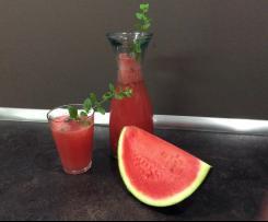 Watermelonade - Wassermelonenlimonade