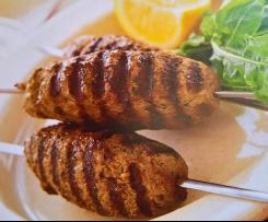Lamm-Kebab - (Kefta)