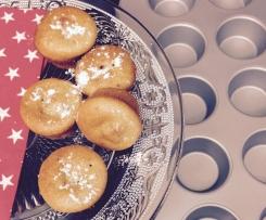 Mini-Apfel-Muffins
