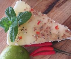Limetten-Chili-Kardamom-Torte