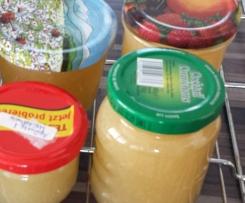 Honigmelone-Ananas-Marmelade