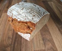 Schwarzbierbrot / Brot mit Schwarzbier