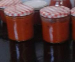Zwiebel-Paprika -Relish