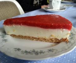 Erdbeerschaum-Torte oder auch Froop-Torte