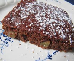 Schokoladen-Rote-Bete-Kuchen
