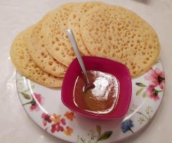 baghrir - Pfannkuchen aus Algerien