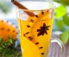 Heisser Winter Aperol Spritz