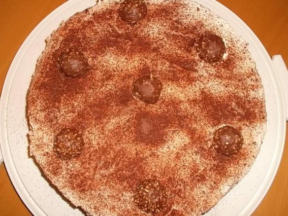 Ferrero Rocher Torte Einfach Und Schnell Von Mein Hexenkessel Ein