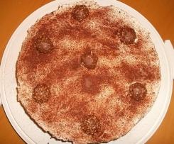 Ferrero Rocher Torte einfach und schnell