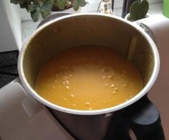 Ingwer-Karotten-Suppe