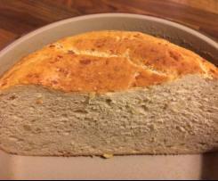 Kartoffelbrot mit rohen Kartoffeln - ohne Gehzeit