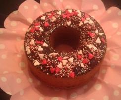 Mandel-Möhren-Kuchen mit Variationen