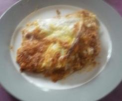 Mutti´s weltbeste Lasagne