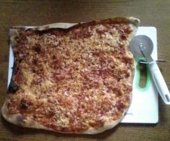 72 Stunden Pizzateig