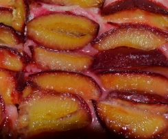 Pflaumenkuchen  vom Blech