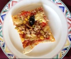 Pizza  Grundteig