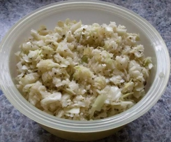 Krautsalat (geht RuckZuck)