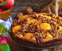Apfelkuchen Für die Seele