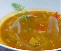 Gemüseeintopf (schnell, vegan & lecker)