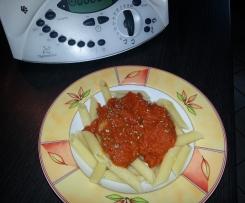 Lieblings-Nudeln mit Tomatensoße