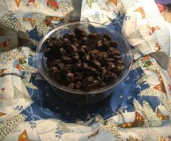 Schoko-Cranberrys