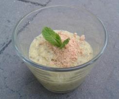 Mangocreme mit Tofu - vegan - für Madame chou-chou