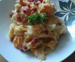 *Möhren-Kartoffel Untereinander*