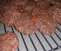 Australische Fudge Cookies