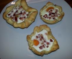 Ei - Schinken - Muffins