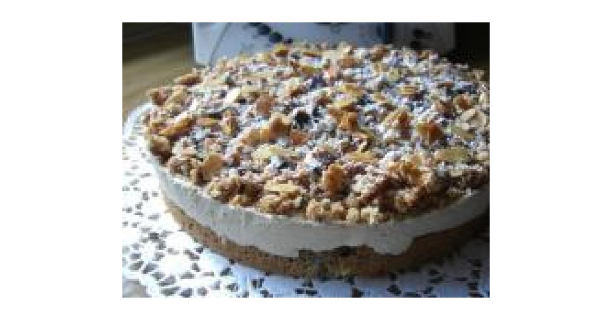 Eiskaffee Sahne Torte Von Thermo Karin Ein Thermomix Rezept Aus