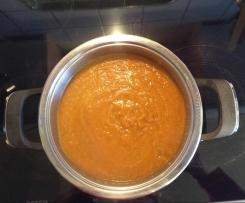 Karottensuppe a la Nicky