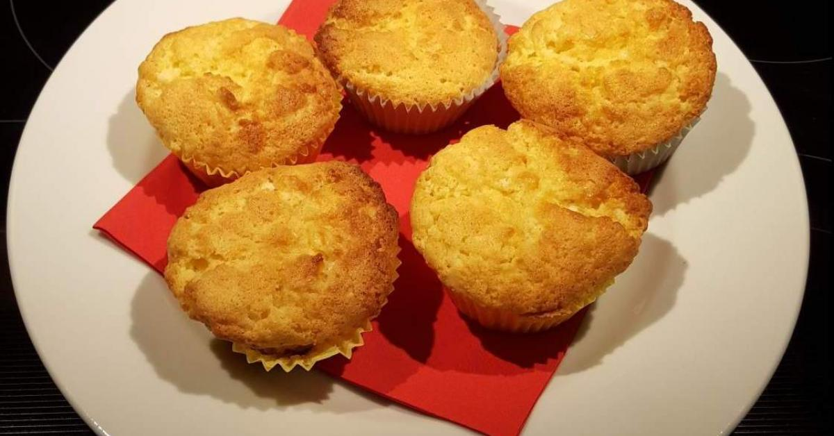 joe 39 s weisse muffins von ein thermomix rezept aus der kategorie backen s auf. Black Bedroom Furniture Sets. Home Design Ideas