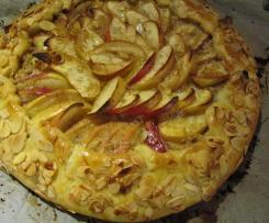 Apfel-Frangipane-Crostata