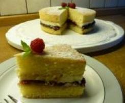 Queen Victoria Sandwich-Torte