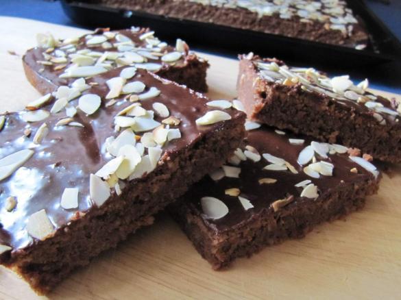 Schokoladen Mandel Kuchen Von Sabri Ein Thermomix Rezept Aus Der