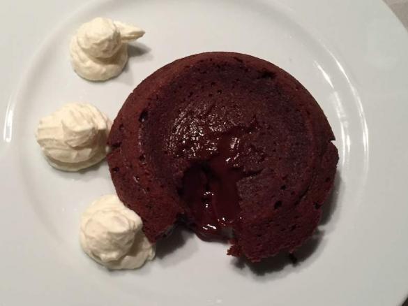 Schokoladenkuchlein Mit Flussigem Kern Von Evelinge Ein Thermomix